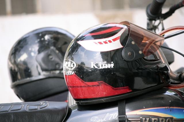 バイクのヘルメットの買取で失敗しないためのポイント