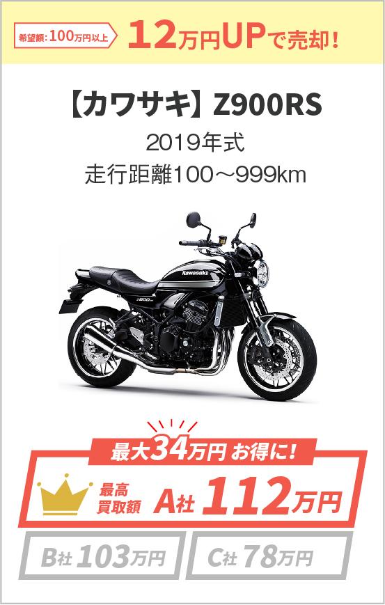 【カワサキ】Z900RS