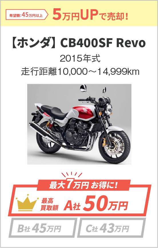 【ホンダ】CB400SF Revo