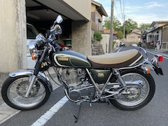 ヤマハ SR400 高額買取実績