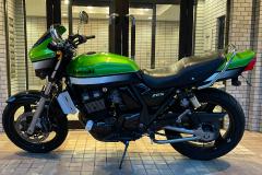 カワサキ ZRX400 高額買取実績