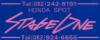 ホンダスポットステージワンのロゴ