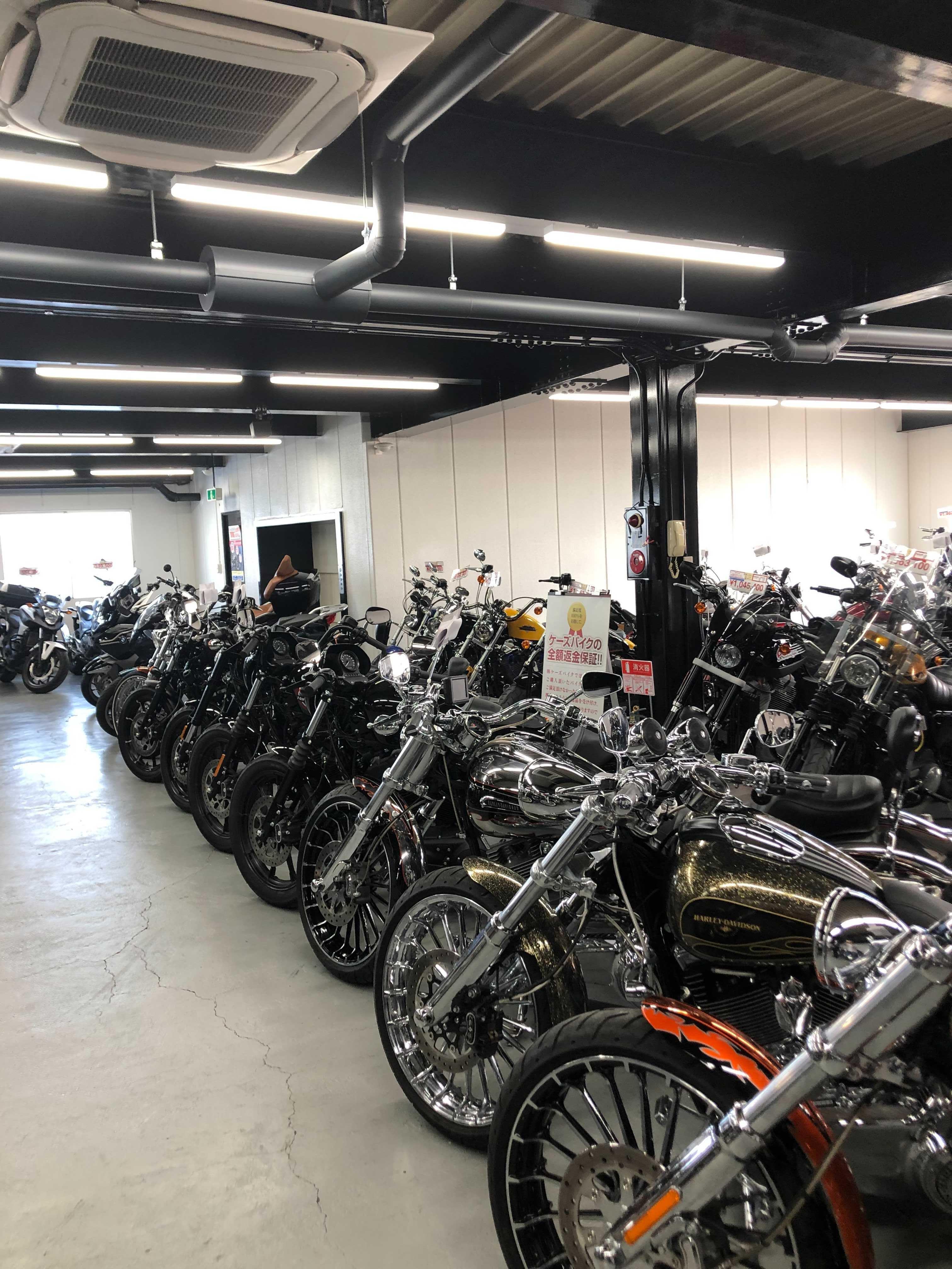 ケーズバイクの販売