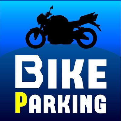 バイク駐車場検索アプリ