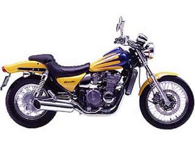 バイク比較.comを使ったお客様のエリミネーター400売却実績