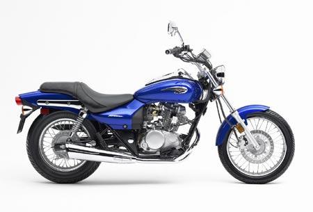 バイク比較.comを使ったお客様のエリミネーター400SE売却実績