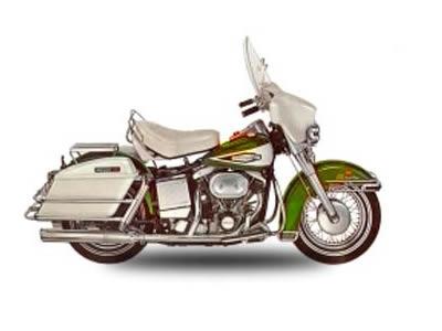 バイク比較.comを使ったお客様のFLH1200売却実績