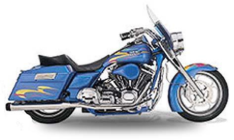 バイク比較.comを使ったお客様のFLT売却実績