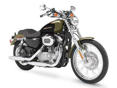 バイク比較.comを使ったお客様のXL883C売却実績