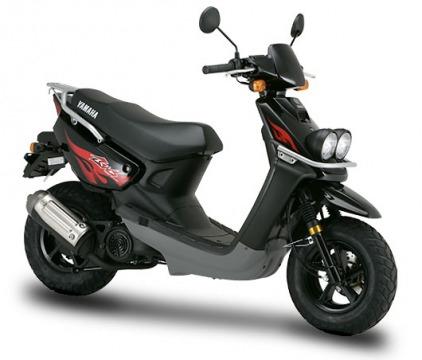 バイク比較.comを使ったお客様のBW'S100R売却実績