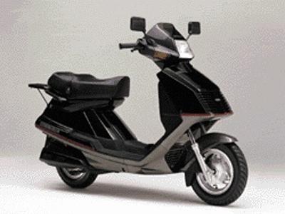 バイク比較.comを使ったお客様のCZ125トレーシー売却実績