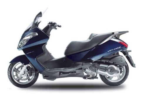 バイク比較.comを使ったお客様のアトランティック500売却実績