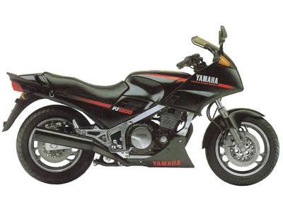 バイク比較.comを使ったお客様のFJ1200売却実績