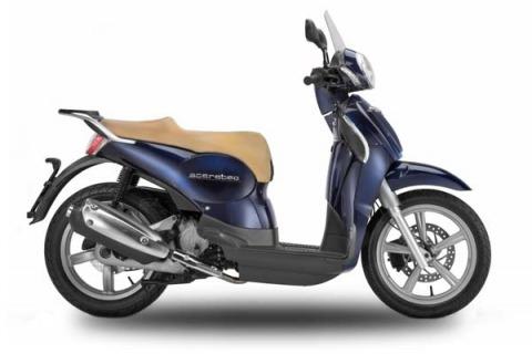 バイク比較.comを使ったお客様のスカラベオ125売却実績