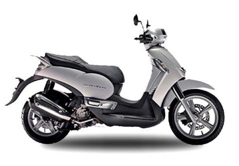 バイク比較.comを使ったお客様のスカラベオ150売却実績