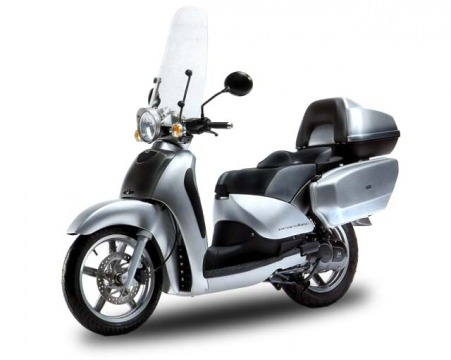 バイク比較.comを使ったお客様のスカラベオ200売却実績