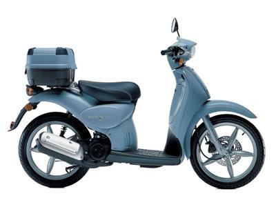 バイク比較.comを使ったお客様のスカラベオ50売却実績