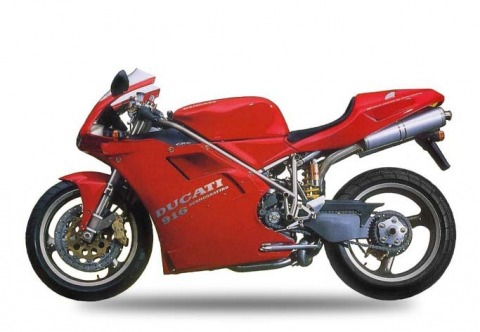 バイク比較.comを使ったお客様の916ストラーダ売却実績