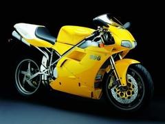 M ducati 996 monoposto