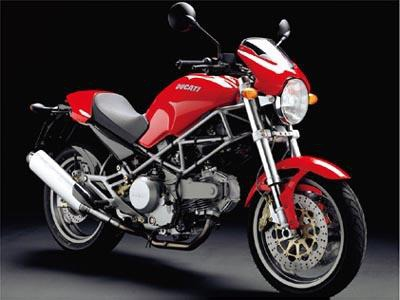 バイク比較.comを使ったお客様のモンスター400S売却実績