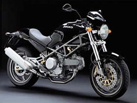 バイク比較.comを使ったお客様のモンスター400ダーク売却実績