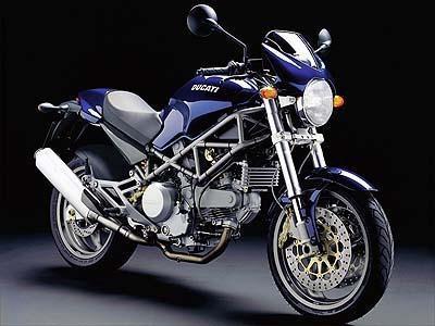 バイク比較.comを使ったお客様のモンスター800S ie売却実績