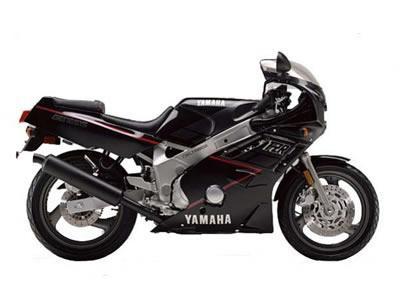 バイク比較.comを使ったお客様のFZR600売却実績