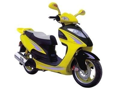 バイク比較.comを使ったお客様のKYLIN150売却実績