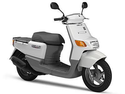 バイク比較.comを使ったお客様のギアBA50売却実績