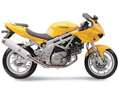 バイク比較.comを使ったお客様のGT650S売却実績