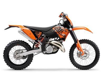 バイク比較.comを使ったお客様の125EXC売却実績