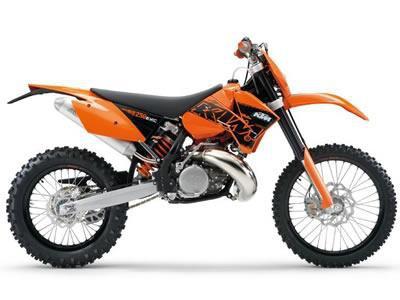 バイク比較.comを使ったお客様の250EXC売却実績