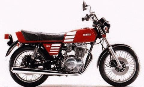 バイク比較.comを使ったお客様のGX250売却実績