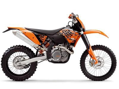 バイク比較.comを使ったお客様の450EXC売却実績