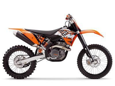 バイク比較.comを使ったお客様の450SX売却実績