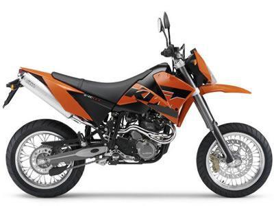 バイク比較.comを使ったお客様の640LC4 スーパーモト売却実績