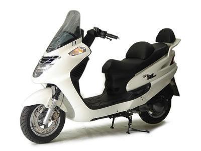 バイク比較.comを使ったお客様のX'PRO RV180JP売却実績