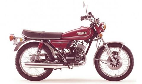 バイク比較.comを使ったお客様のRD125売却実績
