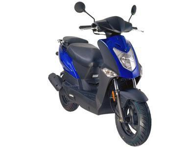 バイク比較.comを使ったお客様のキムコ アジリティー125売却実績