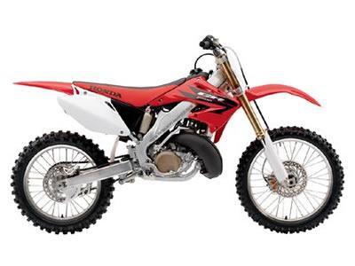 バイク比較.comを使ったお客様のCR250R売却実績