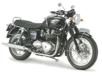 バイク比較.comを使ったお客様のT140ボンネビル売却実績