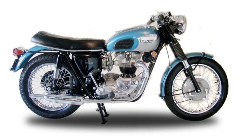 バイク比較.comを使ったお客様のトロフィ-TR6売却実績