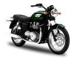 ボンネビルT100 ブラック