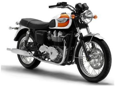 バイク比較.comを使ったお客様のボンネビルT100売却実績