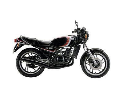 バイク比較.comを使ったお客様のRZ350売却実績