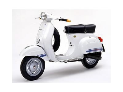 バイク比較.comを使ったお客様のベスパ125ET3売却実績