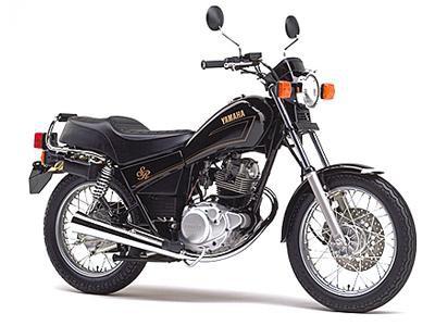 バイク比較.comを使ったお客様のSR125売却実績