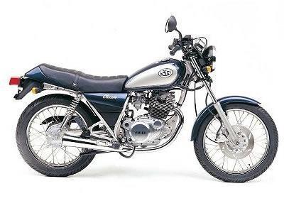 バイク比較.comを使ったお客様のSR250売却実績