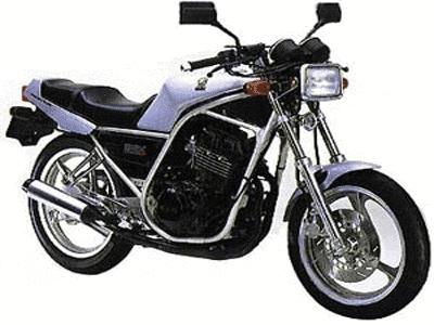 バイク比較.comを使ったお客様のSRX250売却実績