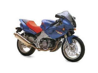 バイク比較.comを使ったお客様のSZR660売却実績